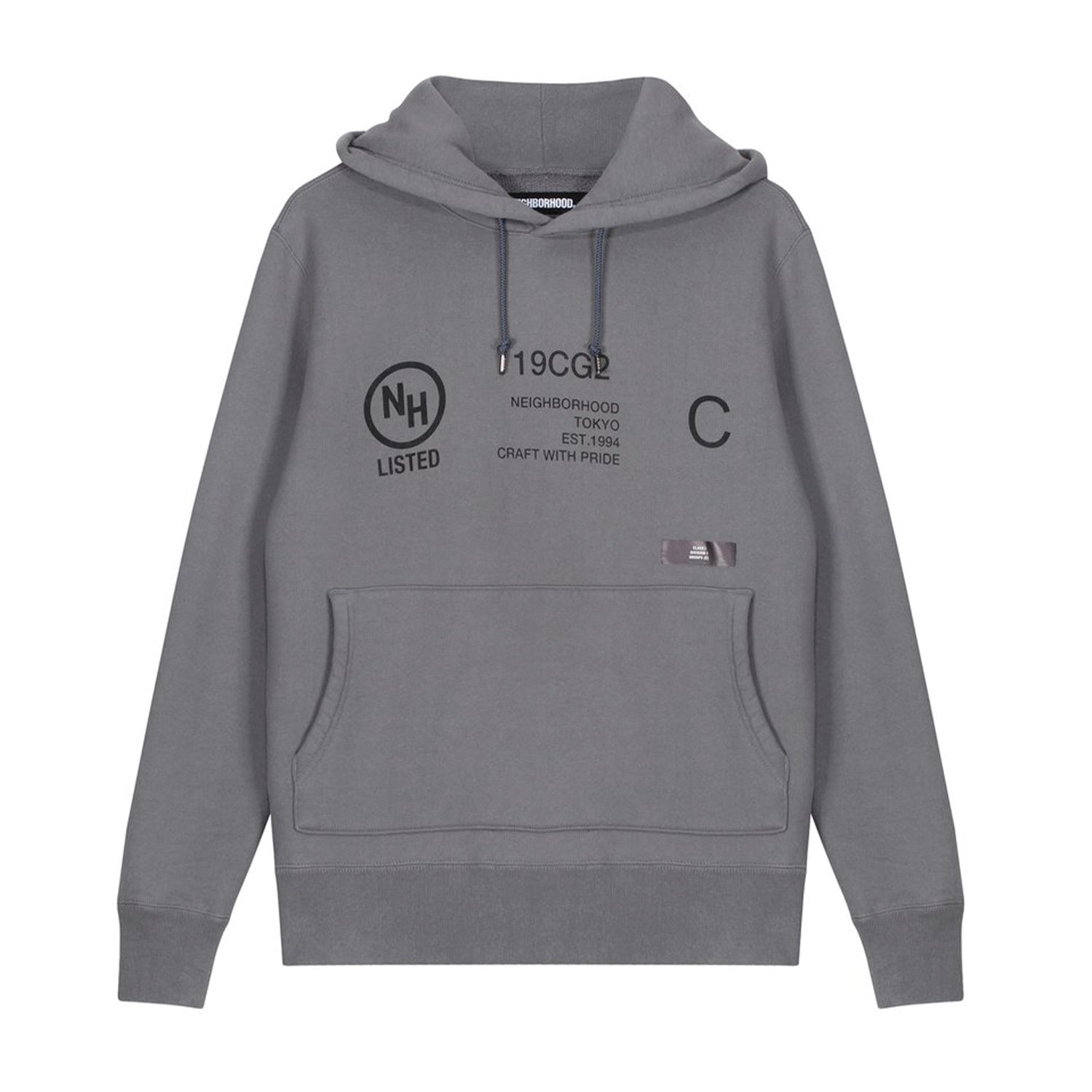 Neighborhood Thick Hooded Sweat