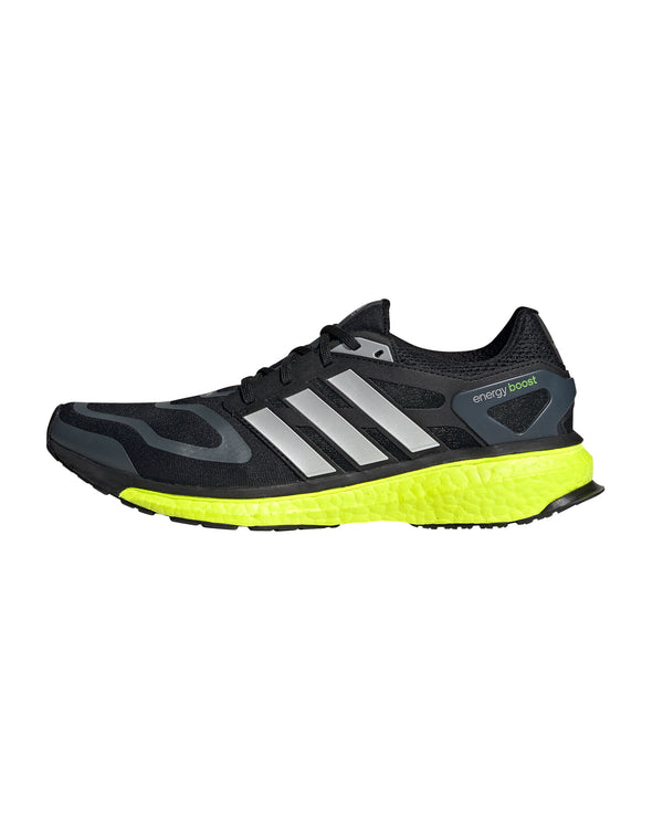 Energy Boost - Black / Signal Green