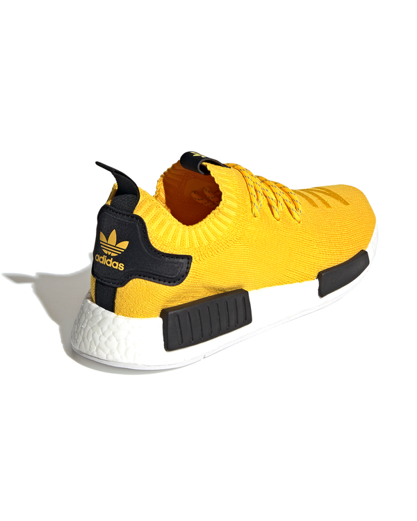 NMD R1 Prime Knit - EQT Yellow