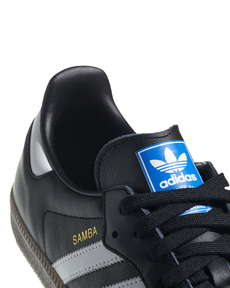 Samba OG - Black/White/Gum