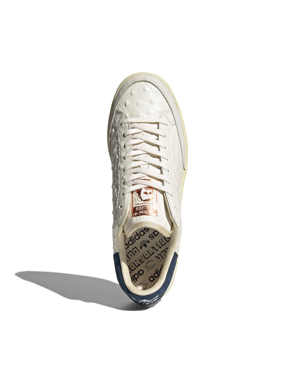 Consortium Rod Laver Ostrich - White/Navy