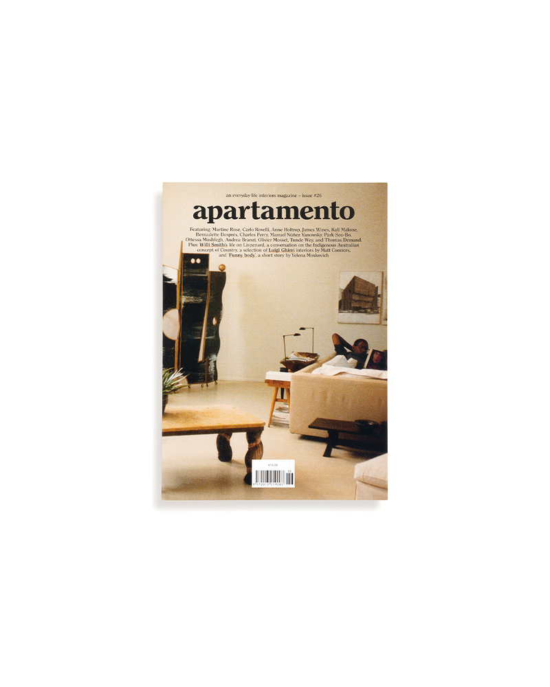 Apartamento magazine - Issue #26
