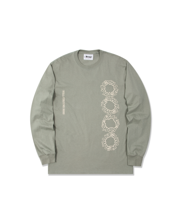 Ceremony Long Sleeve T-Shirt - Sage