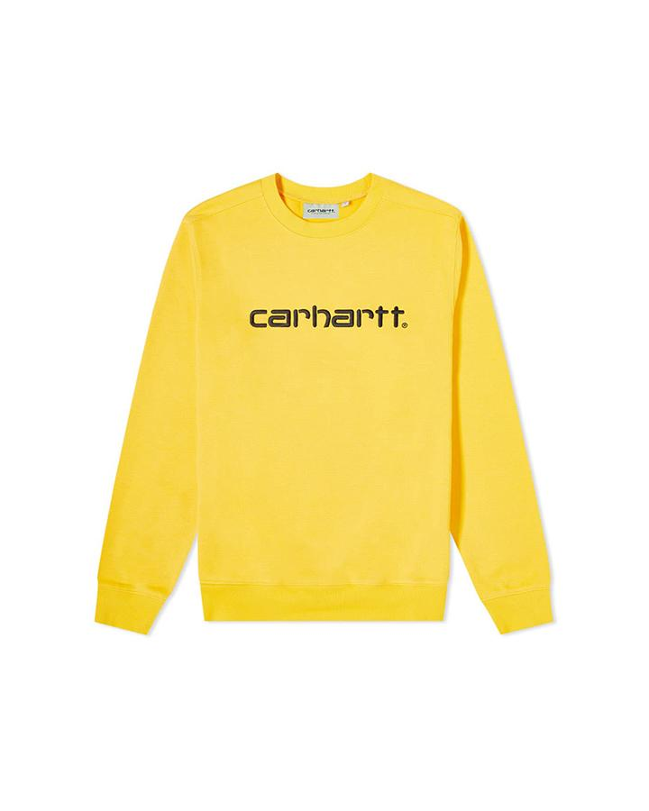 Sweatshirt - Sunflower/Black