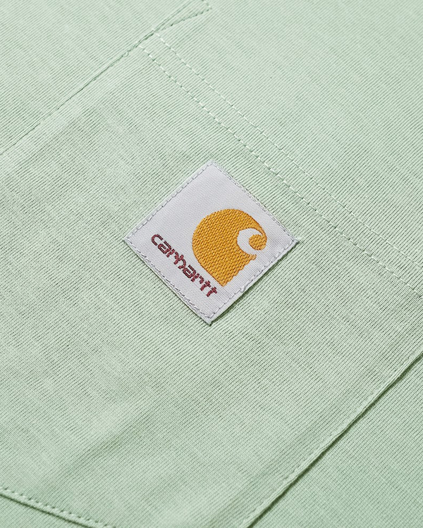 Pocket T-shirt - Frosted Green