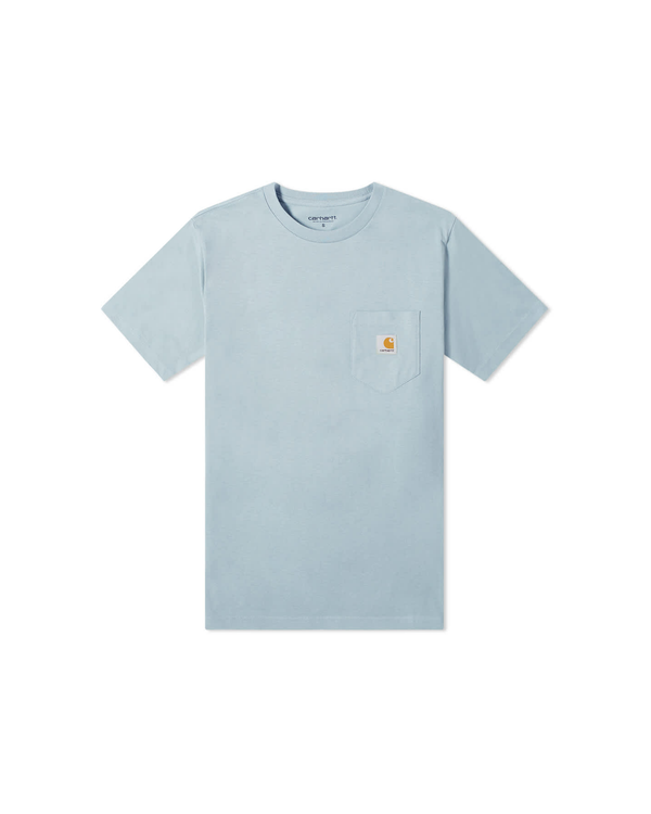 Pocket T-shirt - Frosted Blue
