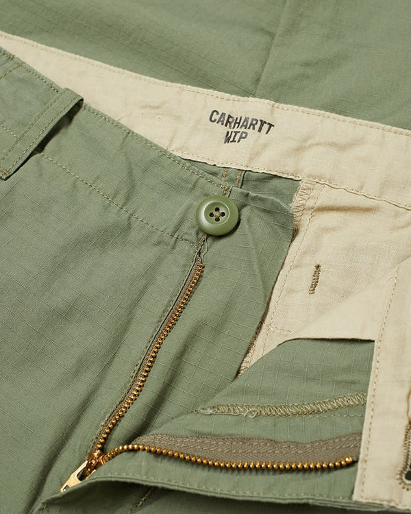 Aviation Pant - Dollar Green Rinsed