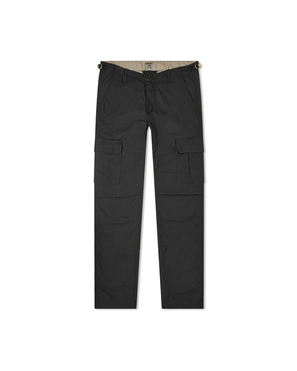 Aviation Pant - Black Rinsed