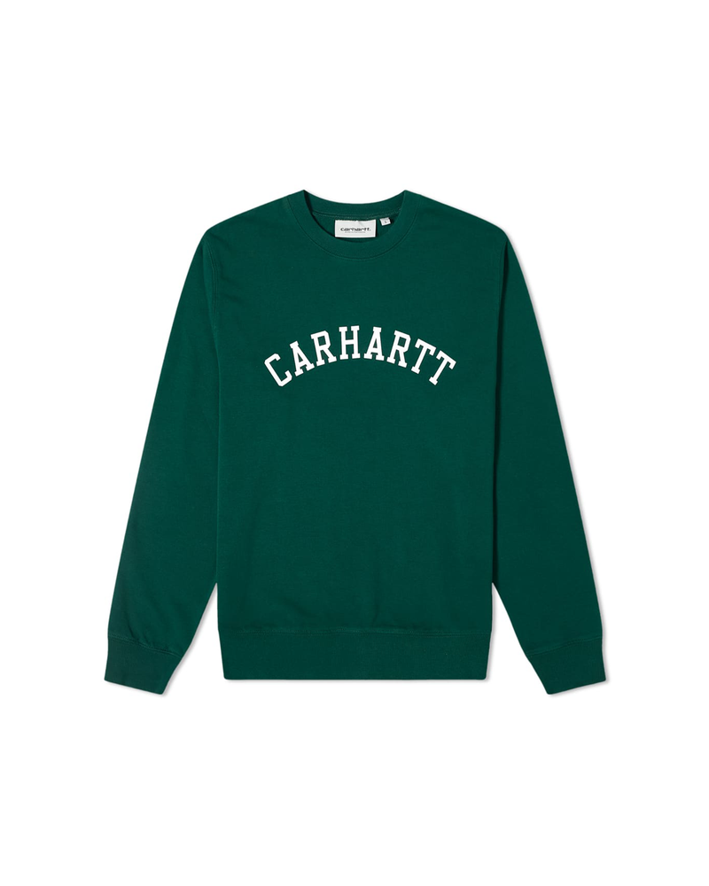 University Sweatshirt - Bottle Green