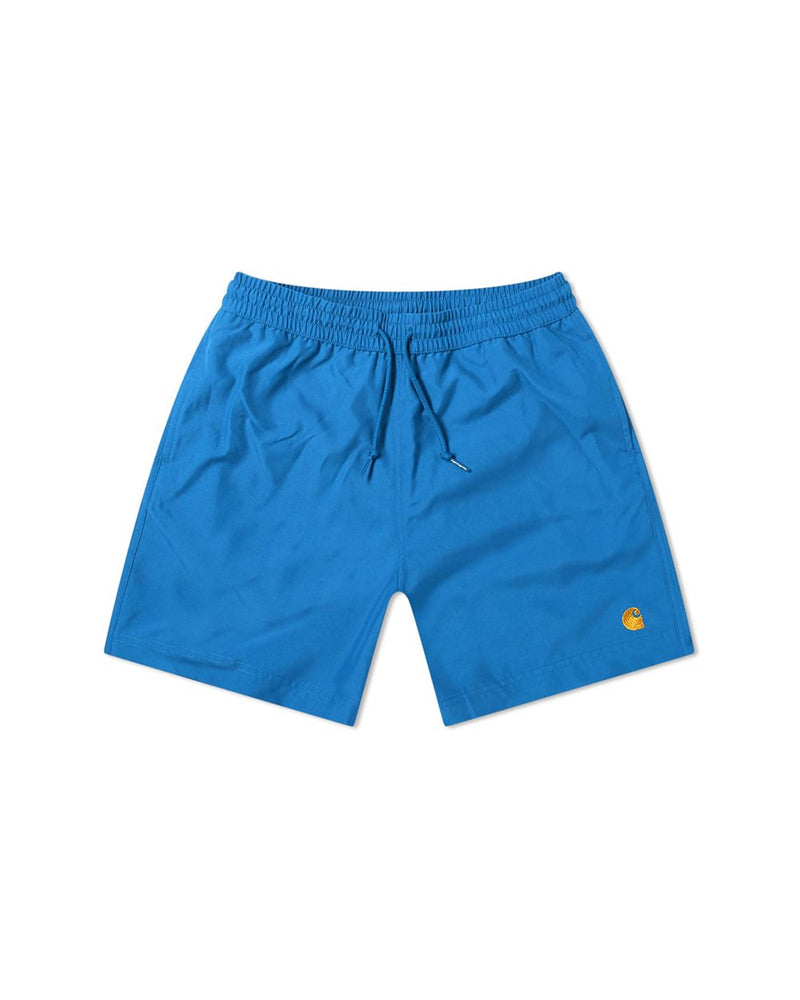 Chase Swim Trunks - Azzuro/Gold