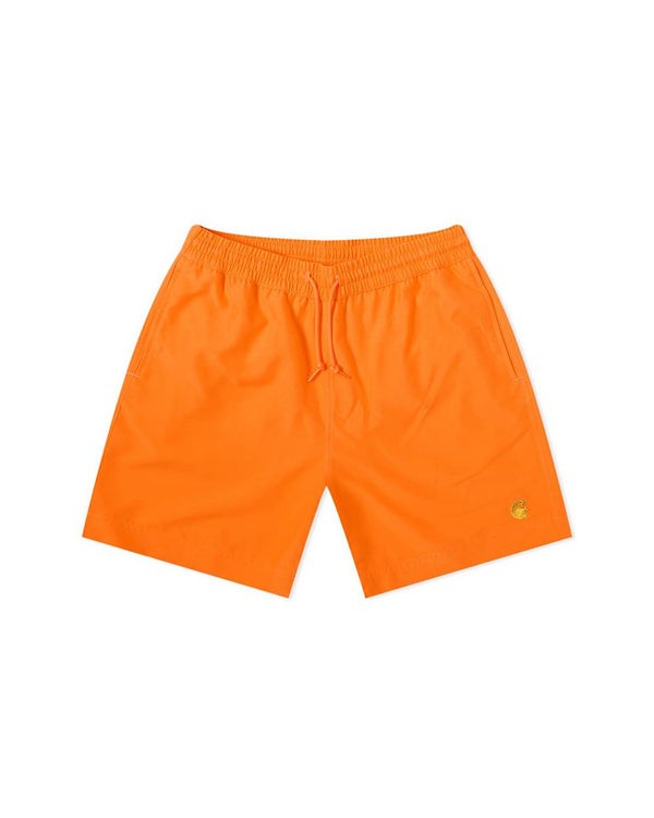 Chase Swim Trunks - Clockwork/Gold