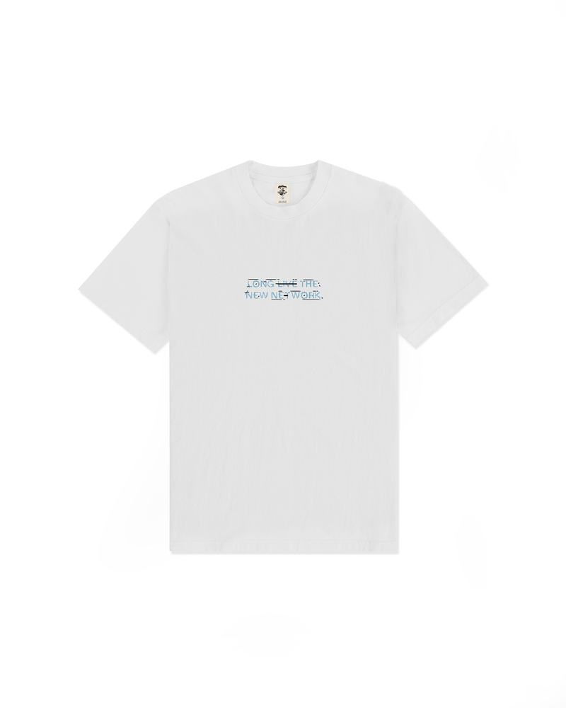Long Live Logo T-Shirt - White