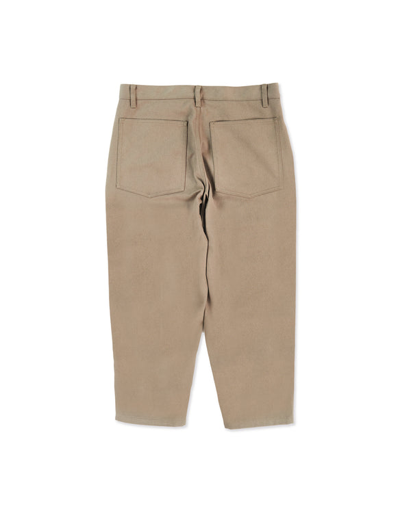 Straight Leg Pants W28142 - Khaki