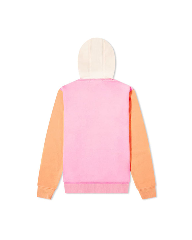 Hooded Sweatshirt W28118 - Pink/Multi