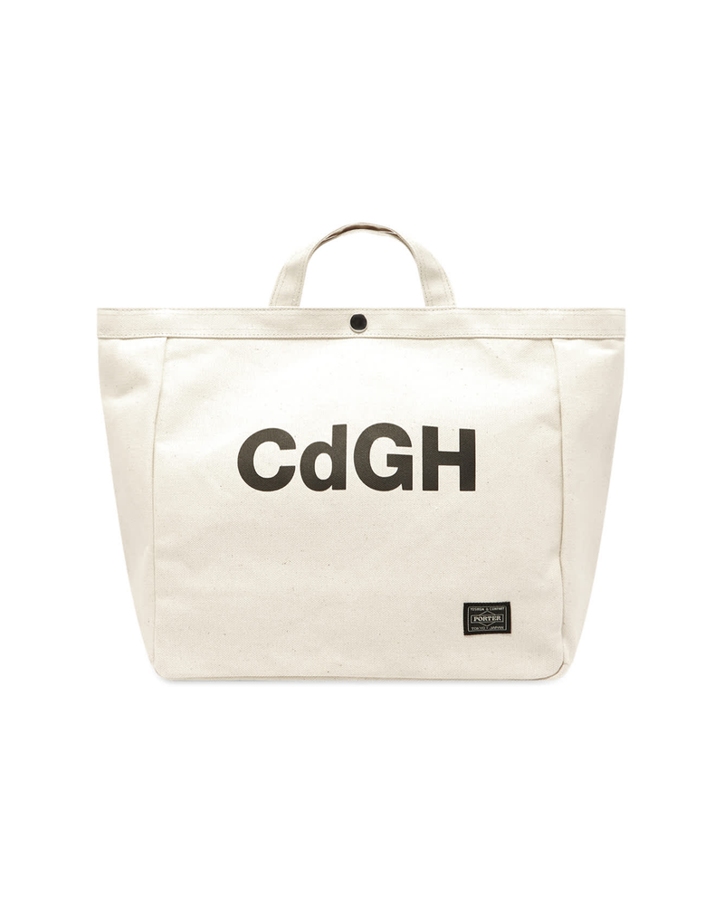 Logo Tote Bag - Canvas