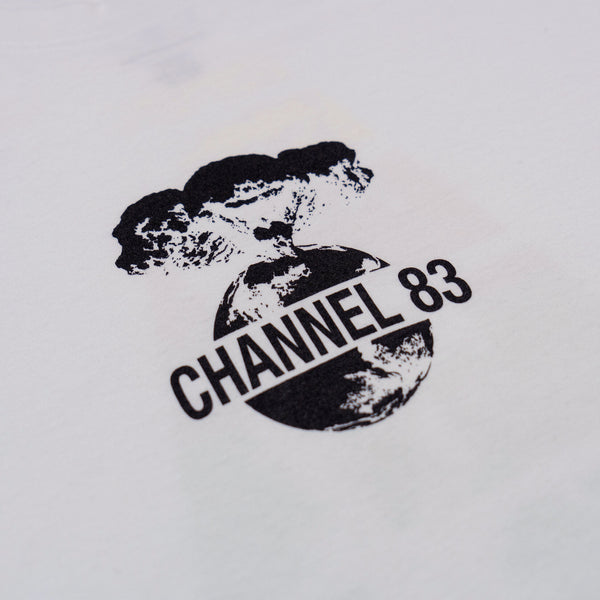 Channel 83 American Dream L/S T-shirt - White