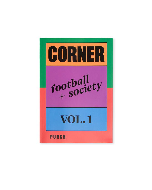 Corner Football + Society - Volume 1