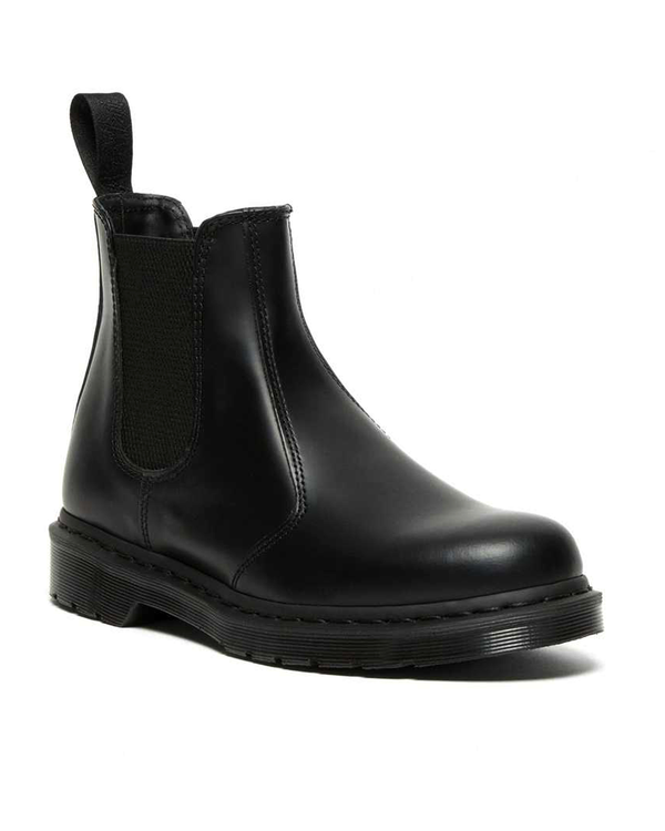 2976 Mono Chelsea Boot Smooth - Black