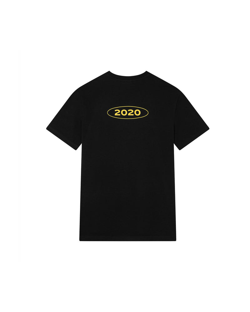 Futur Season 10 2020 T-shirt - BLACK