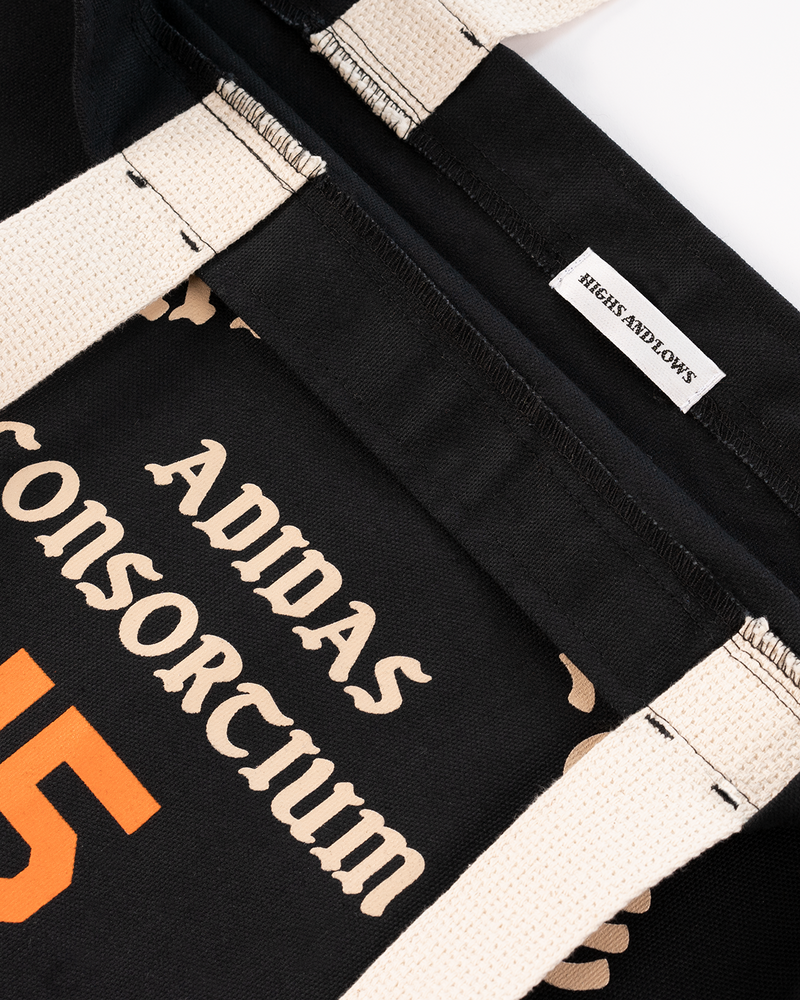 HAL x ADIDAS 15TH ANNIVERSARY TOTE BAG