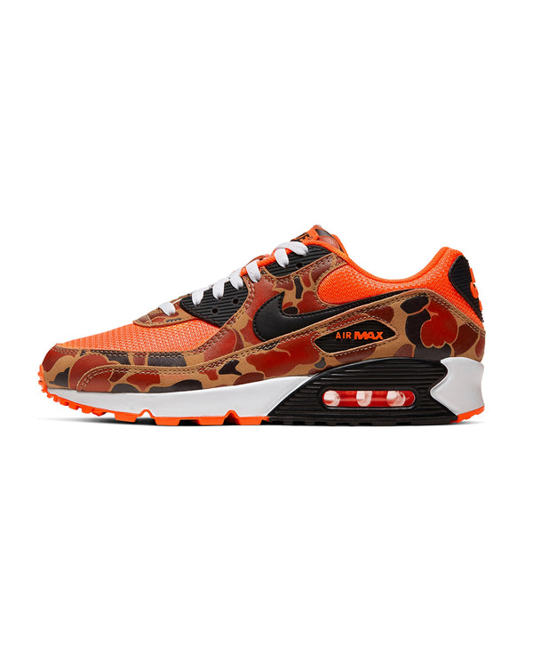AIR MAX 90 - Orange Duck Camo