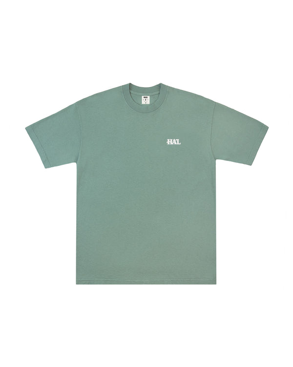 HAL W20 - Logo T-Shirt - Atlantic Green