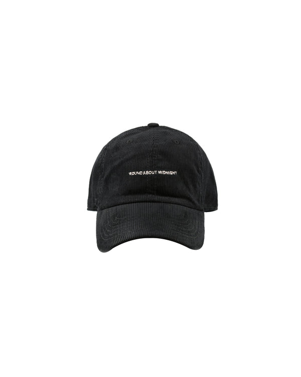 HAL W20 - 'Round About Midnight Cap - Black