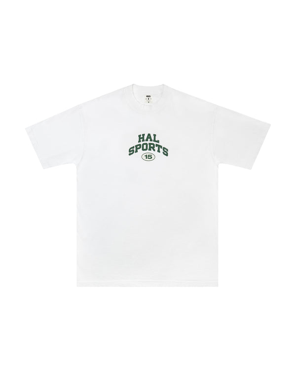 HAL W20 - HAL Sports T-Shirt - White