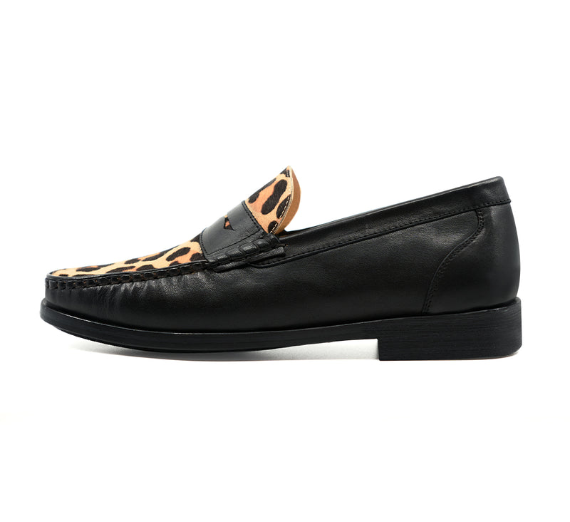 Highs and Lows Penny Loafer - Miles
