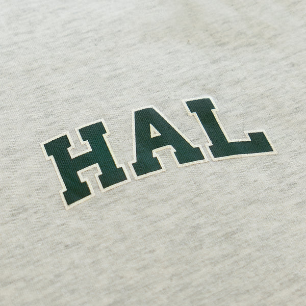 HAL SS20 Varsity T-Shirt - Athletic Grey