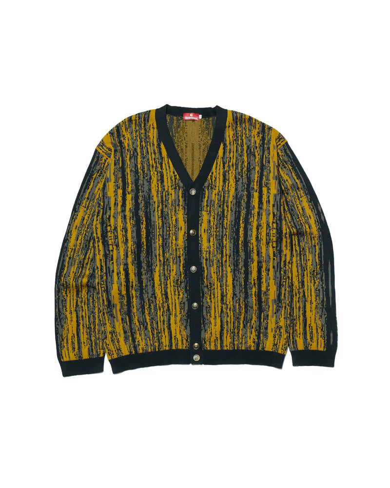 Timber Cardigan Sweater - Weed