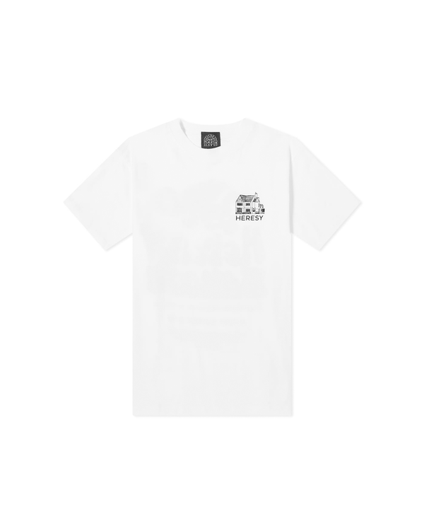 Folk Club T-Shirt - White