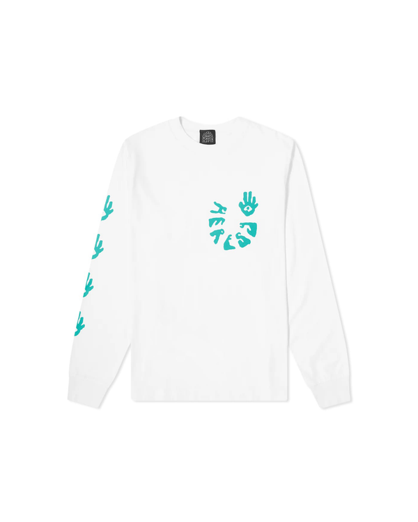 Righteous L/S - White
