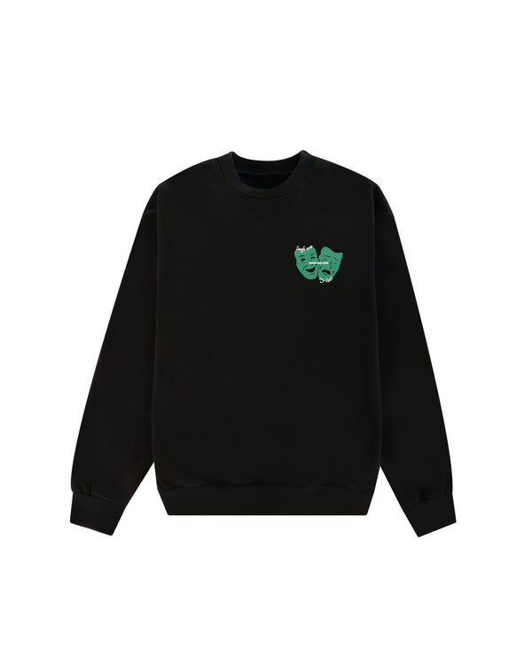 W20 Laugh Now / Cry Later Sweatshirt - Black