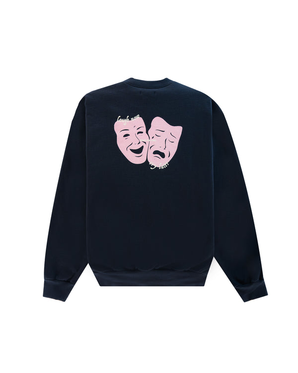 W20 Laugh Now / Cry Later Sweatshirt - Navy