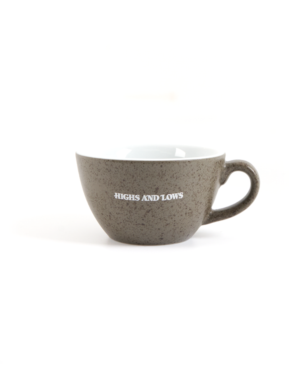 Bar Logo Cup - Granite