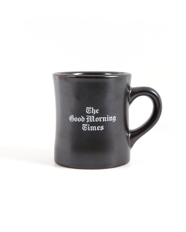 Good Morning Mug - Black