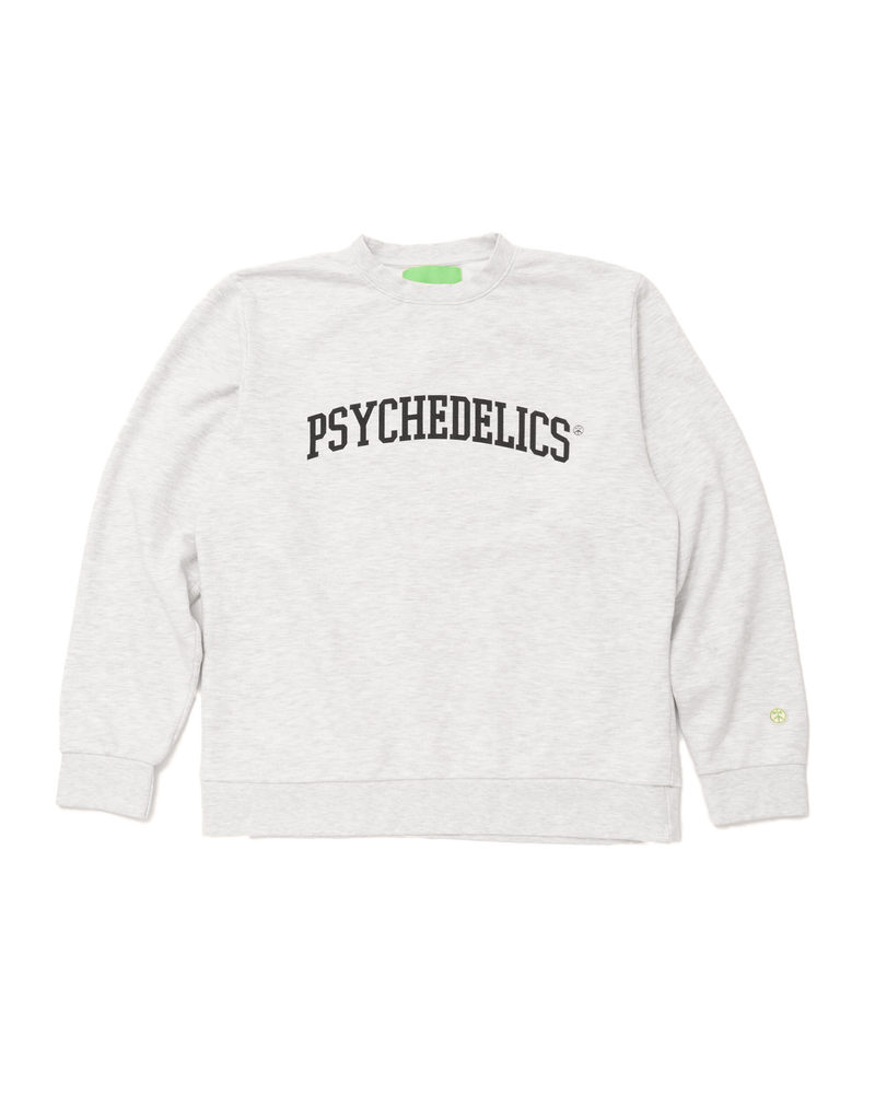 Psychedelics Pro Crewneck - Heather