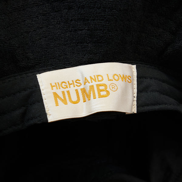 NUMB® / Highs And Lows  -  TERRY BOONIE HAT