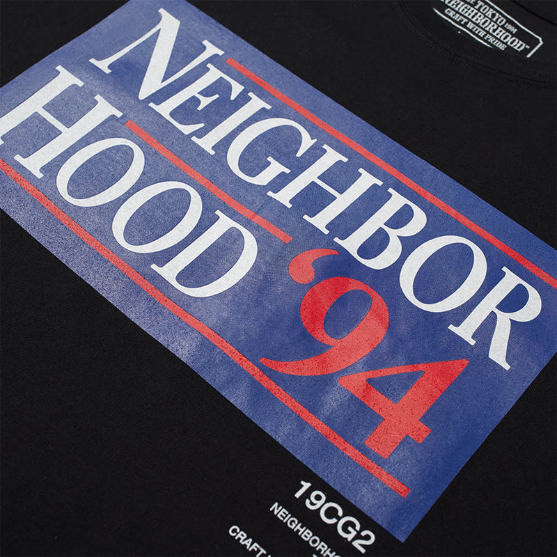 Neighborhood Classic - 94 T- Shirt - Black