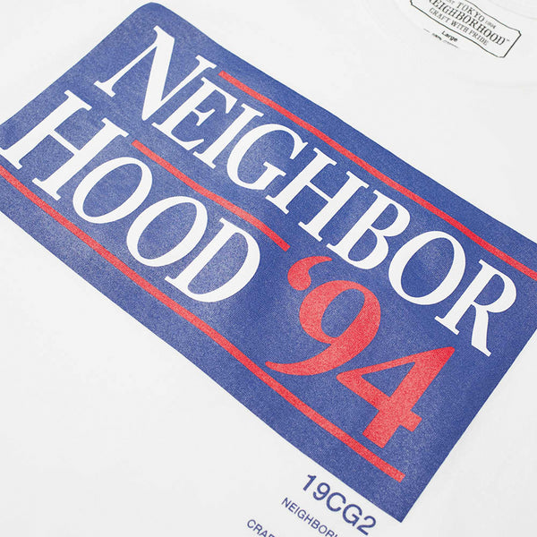 Neighborhood Classic - 94 T- Shirt - White