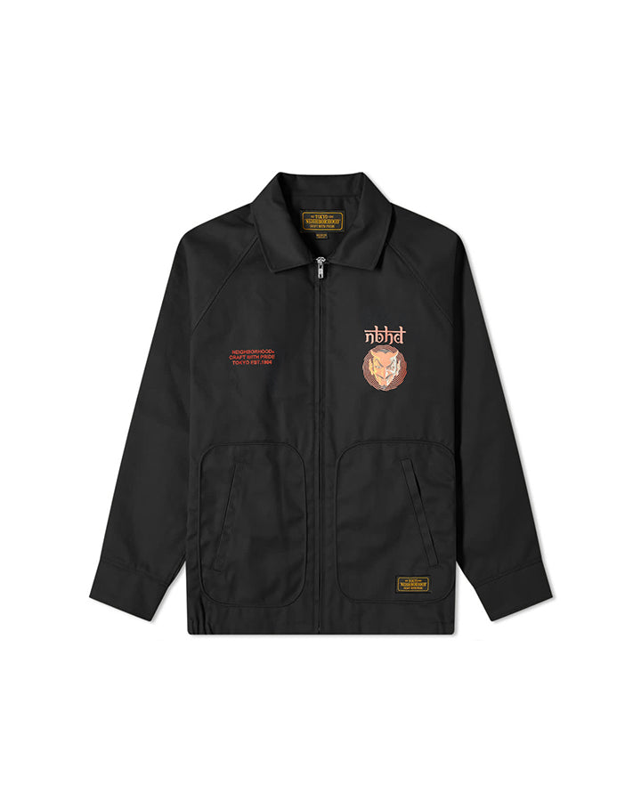 Neighborhood Drizzler EC Jacket - Black