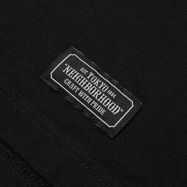 Neighborhood Classic - P SS T- Shirt - Black