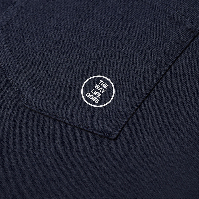Neighborhood Classic - P SS T- Shirt - Navy