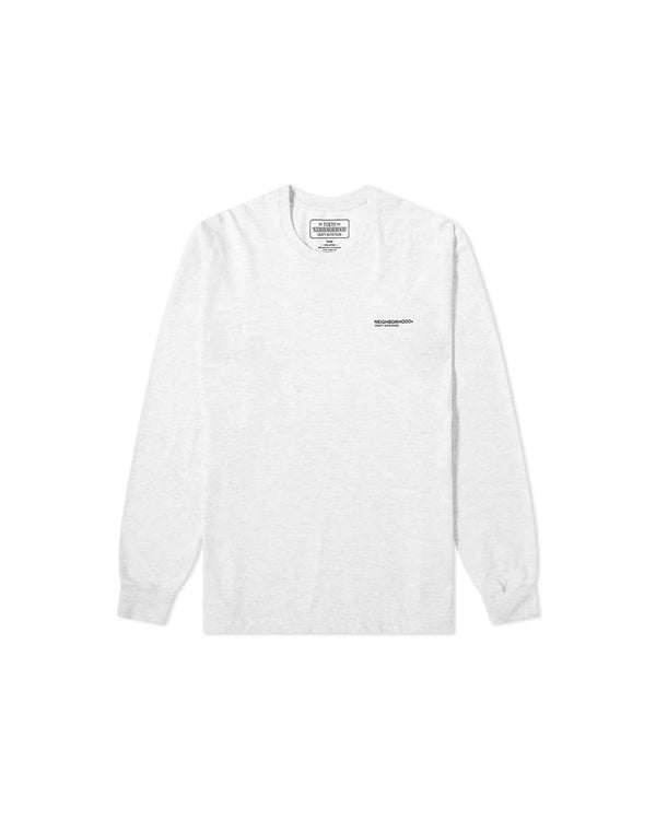 L/S CI T-Shirt - Grey
