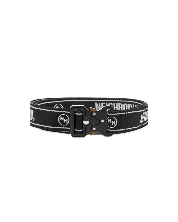 Neighborhood Woven E-Belt - Black