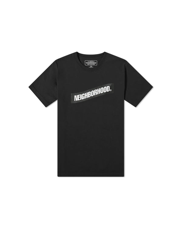 Neighborhood Distortion-2 C T-Shirt - Black