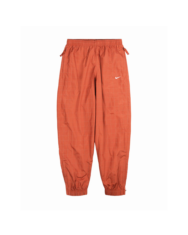 NRG Flash Track Pant - Firewood Orange