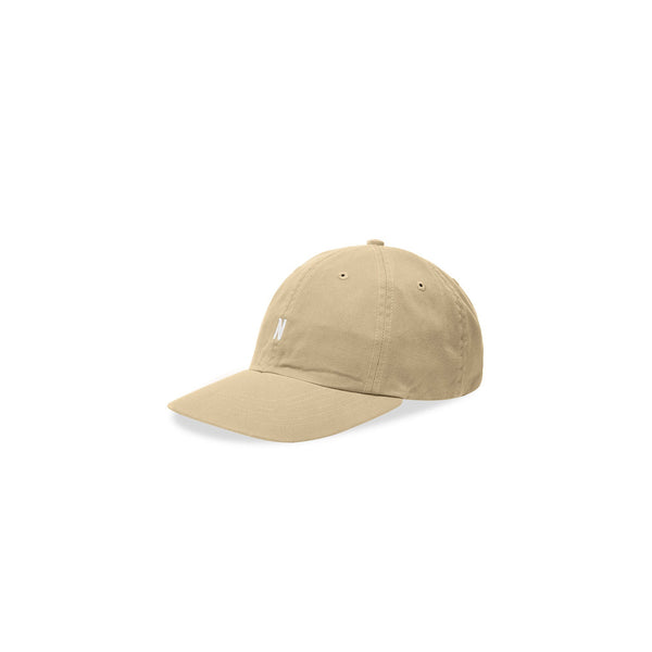 Norse Projects Twill Sport Cap - Utility Khaki