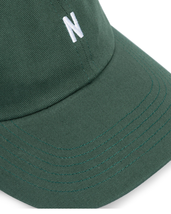 Twill Sport Cap - Dartmouth Green